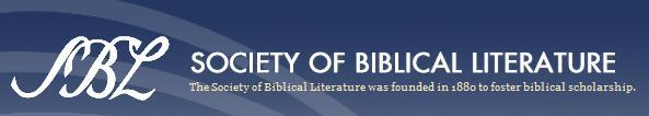 The Society of Biblical Literature (SBL) Annual Meeting: Atlanta, GA @ Atlanta | Georgia | United States