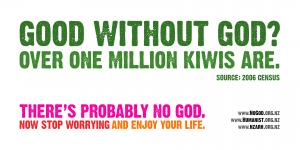 Good without god?