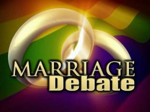 Gay Marriage Debate