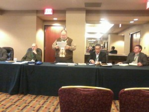 Panel on Protestant Purgatory